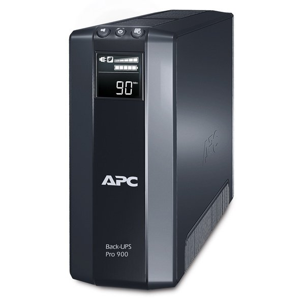 ИБП APC by Schneider Electric Back-UPS Pro 900VA/540W 230V Line-Interactive Hot Swap User Replaceabl BR900GI