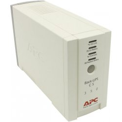 ИБП APC by Schneider Electric Back-UPS 350VA/210W 230V Stand-by  Tower  BK350EI