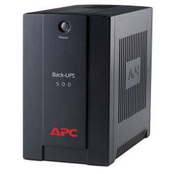 ИБП APC by Schneider Electric Back-UPS 500VA/300W 230V Line-Interactive  Tower  BX500CI
