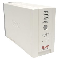 ИБП APC by Schneider Electric Back-UPS 650VA/400W 230V Stand-by  Tower  BK650EI