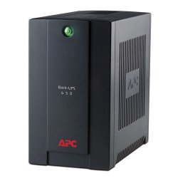 ИБП APC by Schneider Electric Back-UPS 650VA/390W 230V Line-Interactive  Tower  BX650CI