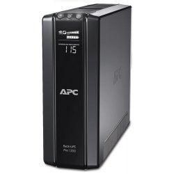 ИБП APC by Schneider Electric Back-UPS Pro 1200VA/720W 230V Line-Interactive Hot Swap User Replaceable Batteries LCD Tower  BR1200GI