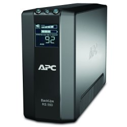 ИБП APC by Schneider Electric Back-UPS Pro 550VA/330W 230V Line-Interactive Hot Swap User Replaceable Batteries LCD Tower  BR550GI