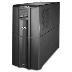 ИБП APC by Schneider Electric Smart-UPS 2200VA/1980W 230V Line-Interactive Hot Swap User Replaceable Batteries LCD Tower  SMT2200I