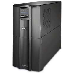 ИБП APC by Schneider Electric Smart-UPS 3000VA/2700W 230V Line-Interactive Hot Swap User Replaceable Batteries LCD Tower  SMT3000I