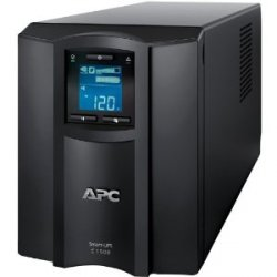 ИБП APC by Schneider Electric Smart-UPS C 1500VA/900W 230V Line-Interactive Hot Swap User Replaceable Batteries LCD Tower  SMC1500I