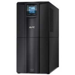 ИБП APC by Schneider Electric Smart-UPS C 3000VA/2100W 230V Line-Interactive Hot Swap User Replaceable Batteries LCD Tower  SMC3000I