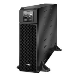 ИБП APC by Schneider Electric Smart-UPS SRT 5000VA/4500W 230V On-Line Hot Swap User Replaceable Batteries LCD Rack/Tower  SRT5KXLI