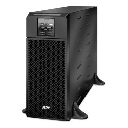 ИБП APC by Schneider Electric Smart-UPS SRT 6000VA/6000W 230V On-Line Hot Swap User Replaceable Batteries LCD Rack/Tower  SRT6KXLI