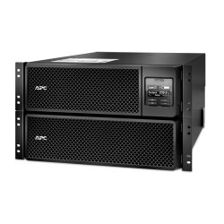 ИБП APC by Schneider Electric Smart-UPS SRT 8000VA/8000W 220V / 380V On-Line Hot Swap User Replaceable Batteries LCD Rack RM SRT8KRMXLI