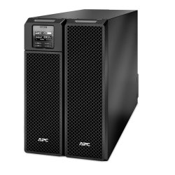 ИБП APC by Schneider Electric Smart-UPS SRT 8000VA/8000W 220V / 380V On-Line Hot Swap User Replaceable Batteries LCD Tower  SRT8KXLI